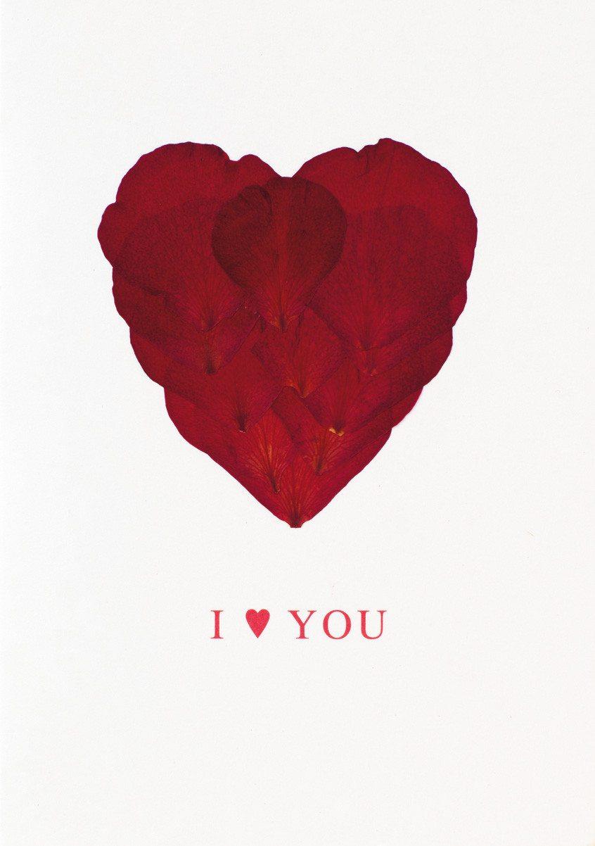 I Love You - kort