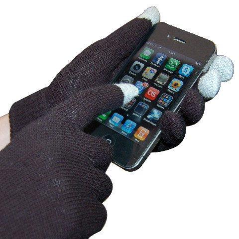 iGlove touchscreen-handsker