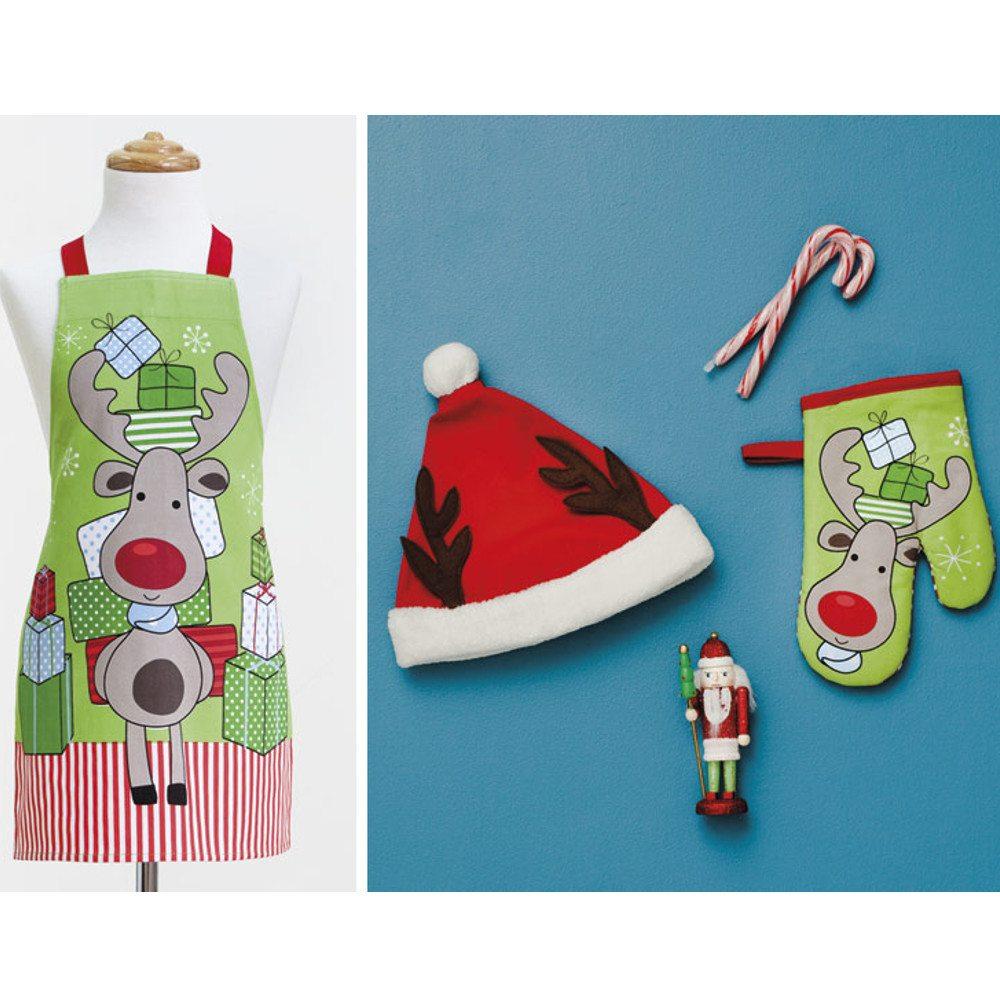 Julet køkkensæt til børn