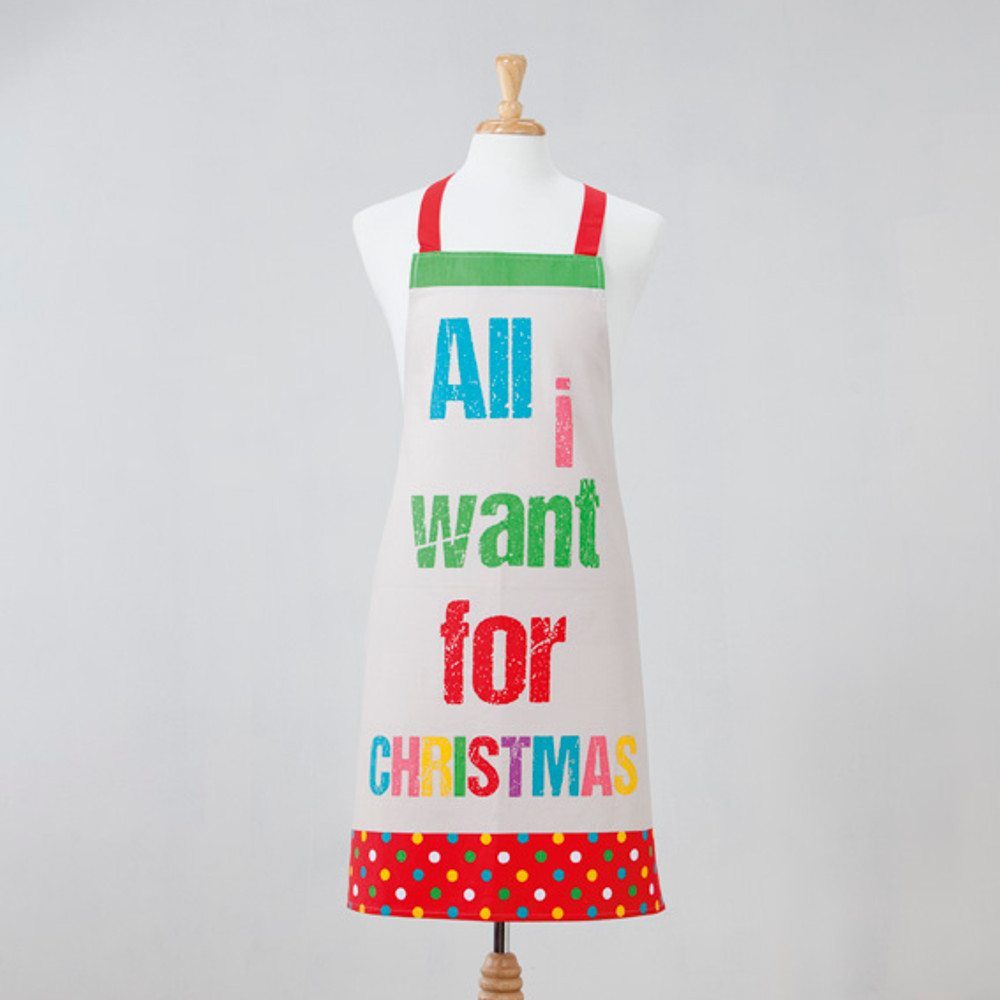 Julet køkkensæt til voksne