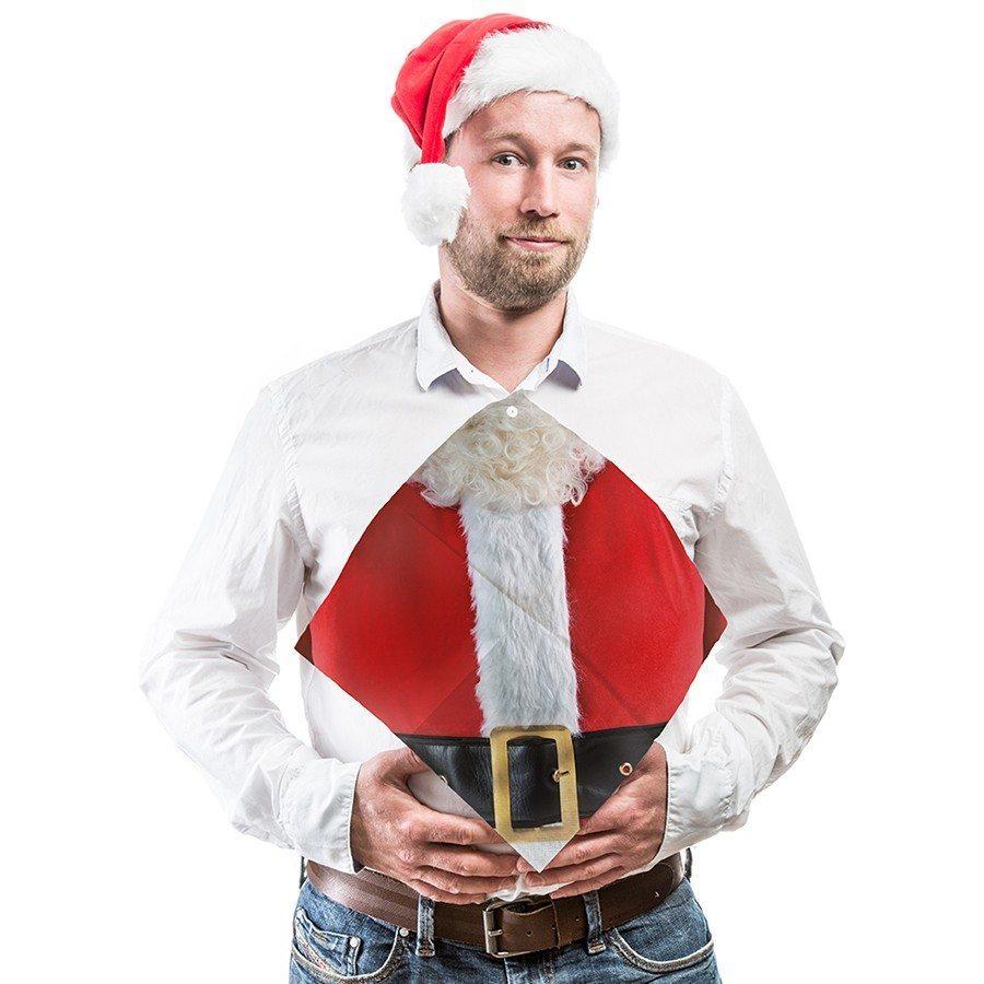 Julet skjorteserviet