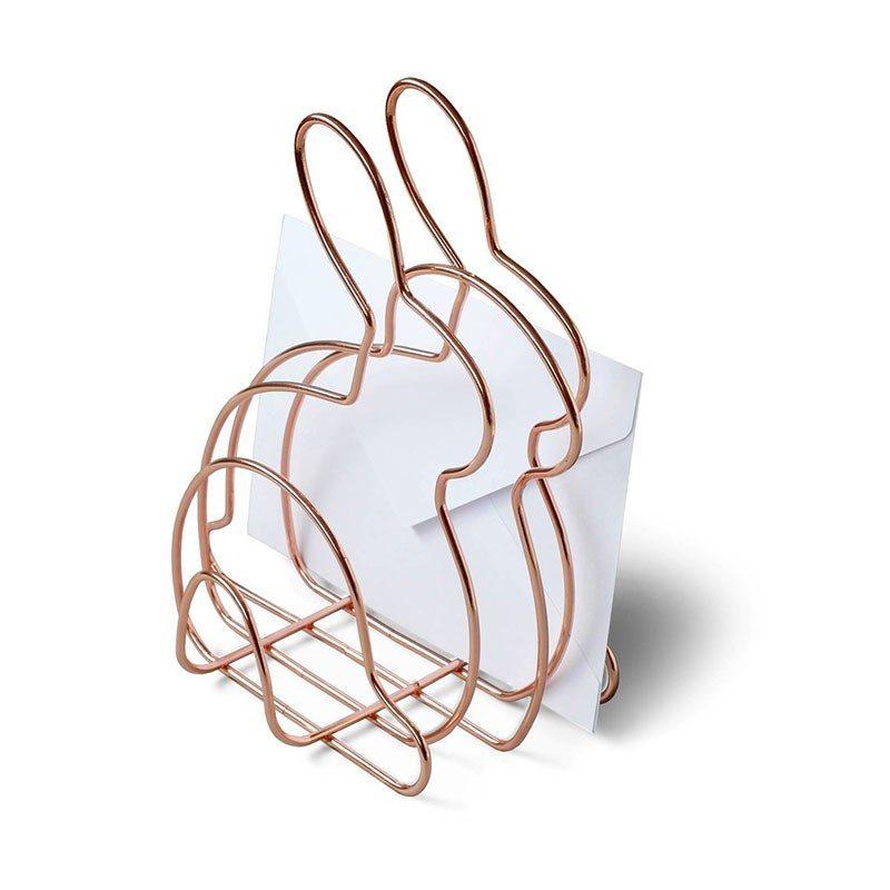 Kanin-brevholder