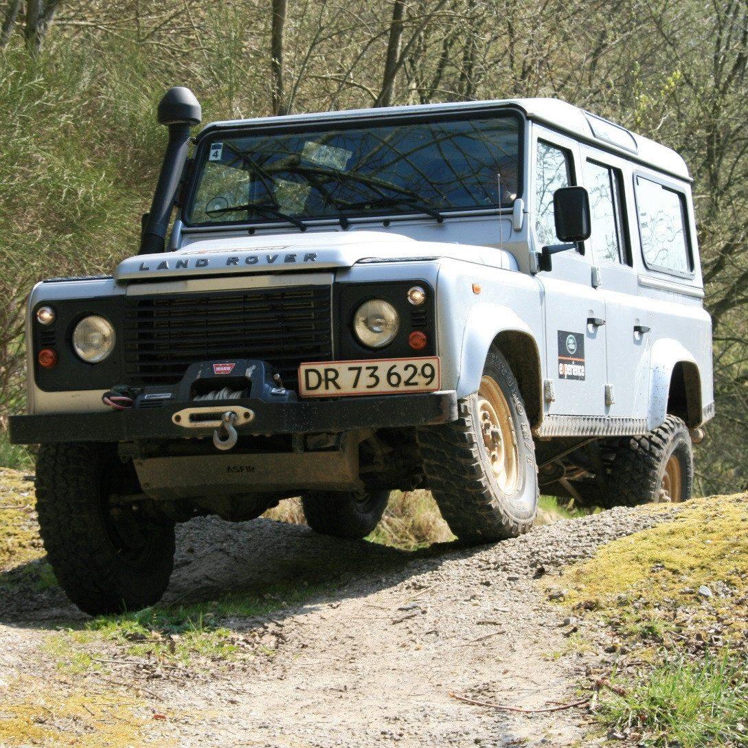 Land Rover Experience - hel dag - Vejle