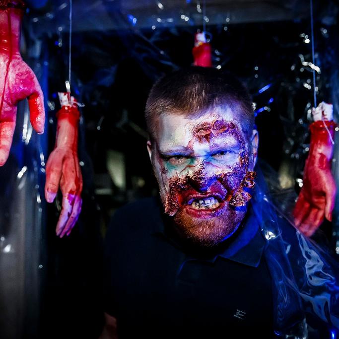 Lej en zombie - Herning