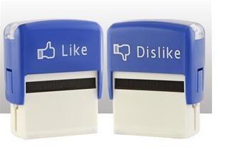 Like & Dislike - stempler