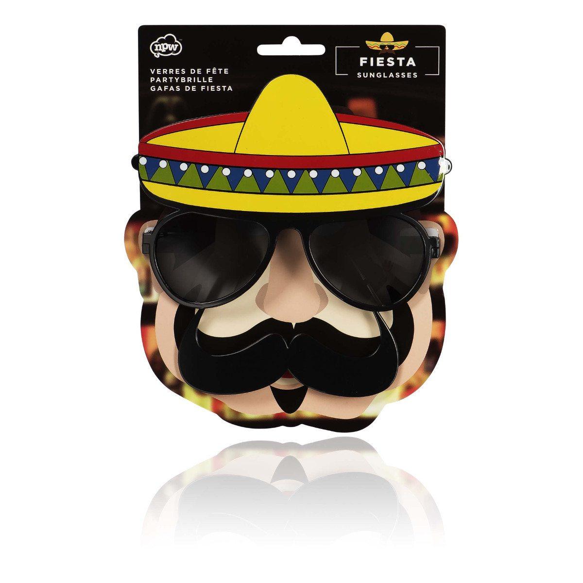 Mexicaner-festbriller
