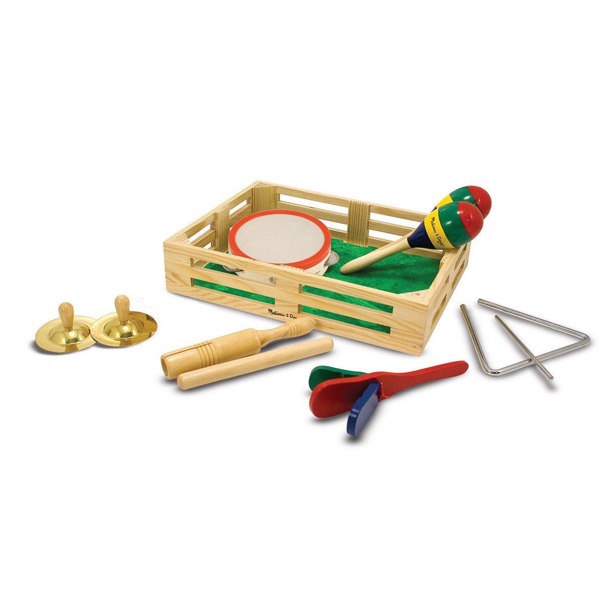 Musikinstrumenter til børn