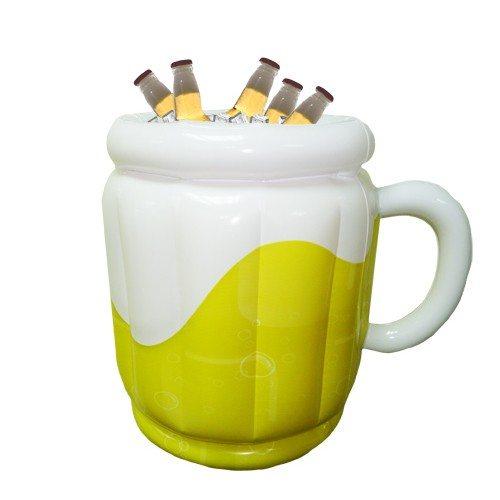 Oppustelig ølkøler