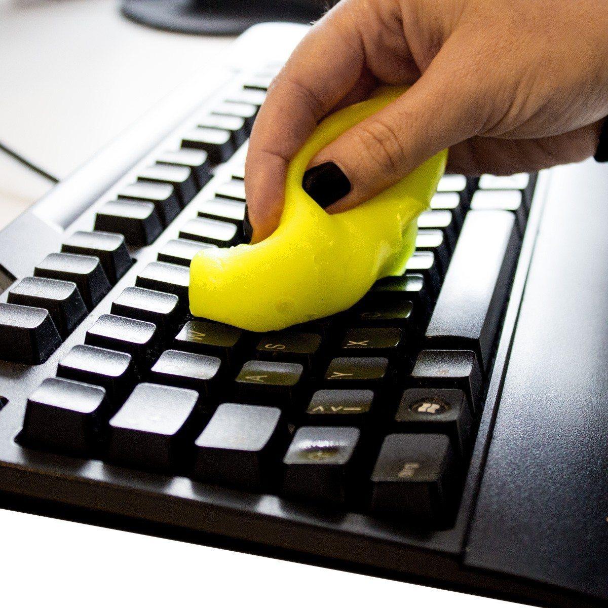 Rengøringsmiddel til tastaturer