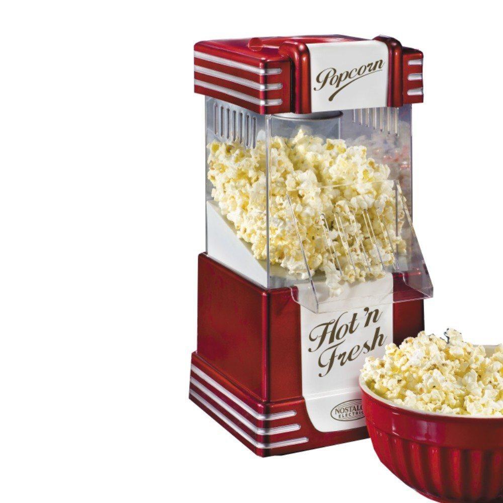 Retro popcornmaskine