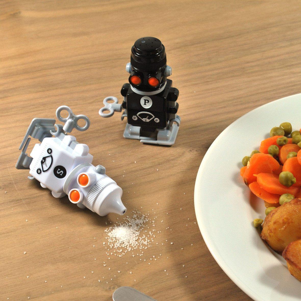 Salt og peber-robotter