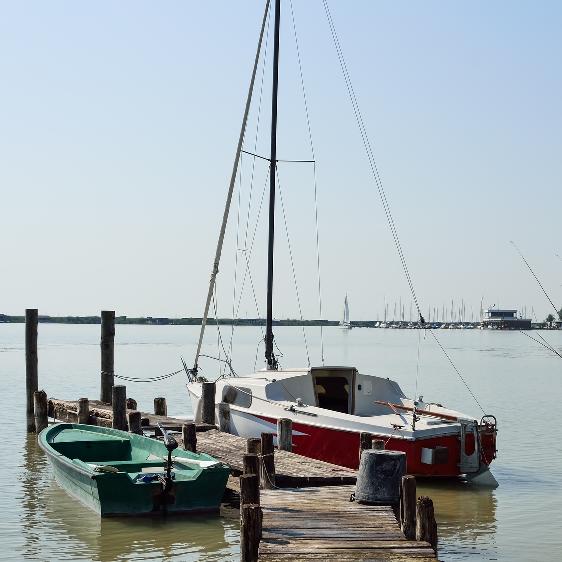 Sejltur med fiskespa og massage for 2 personer - Århus