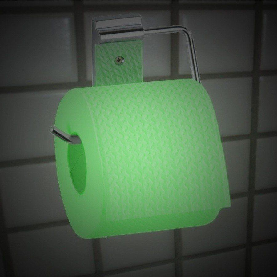 Selvlysende toiletpapir