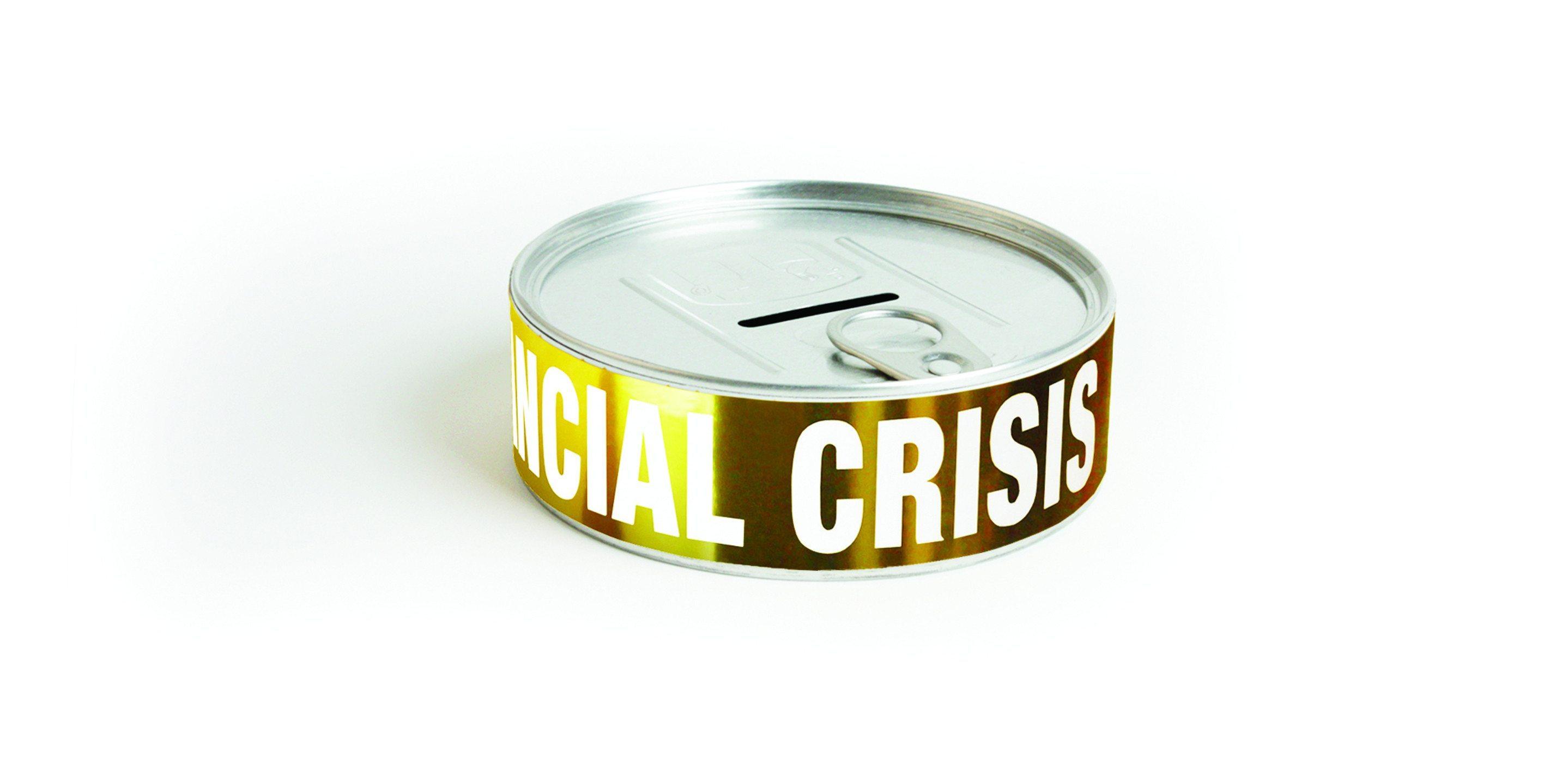 Sparebøsse til finanskriser
