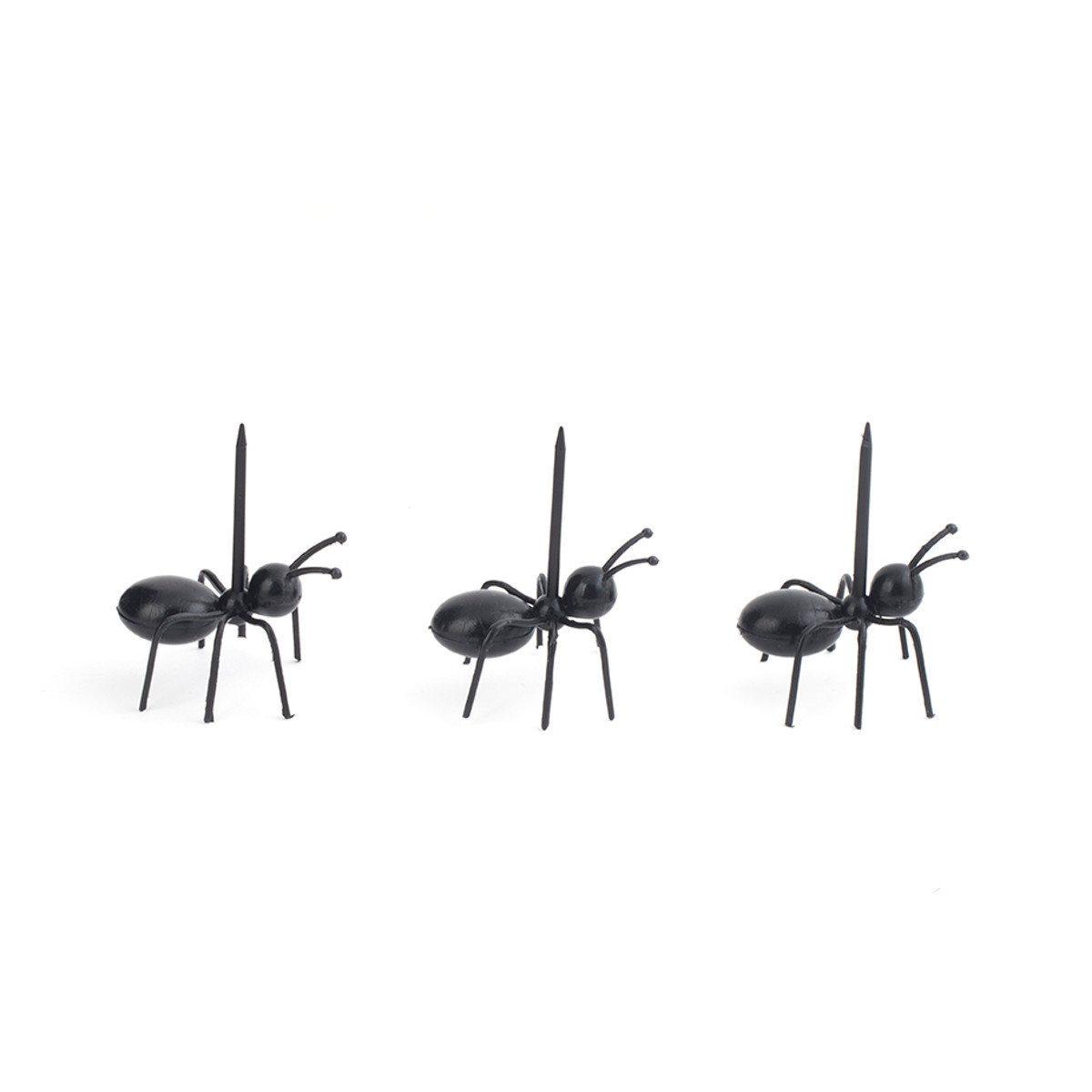 Spyd med myrer til pindemadder