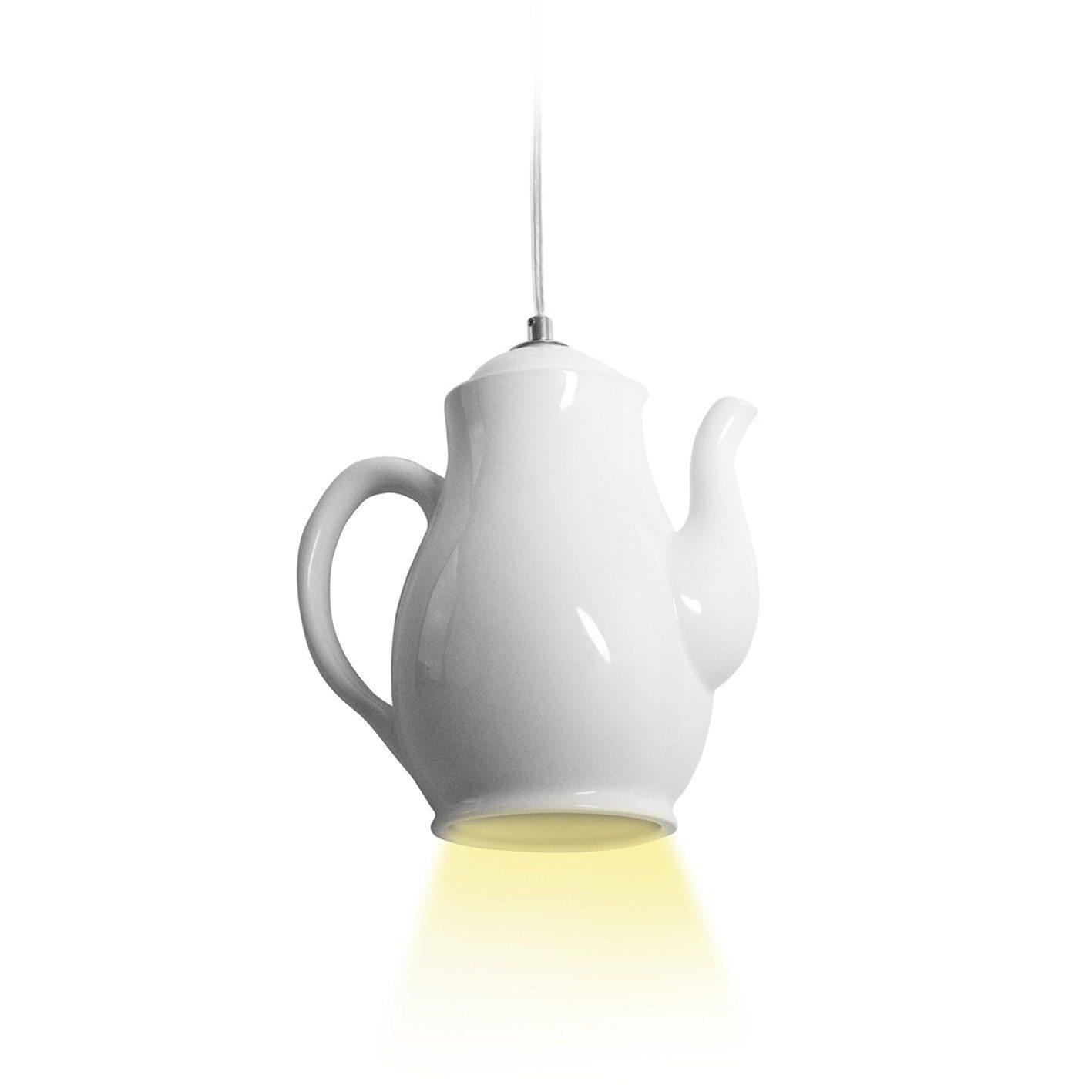 Tekande-lampe