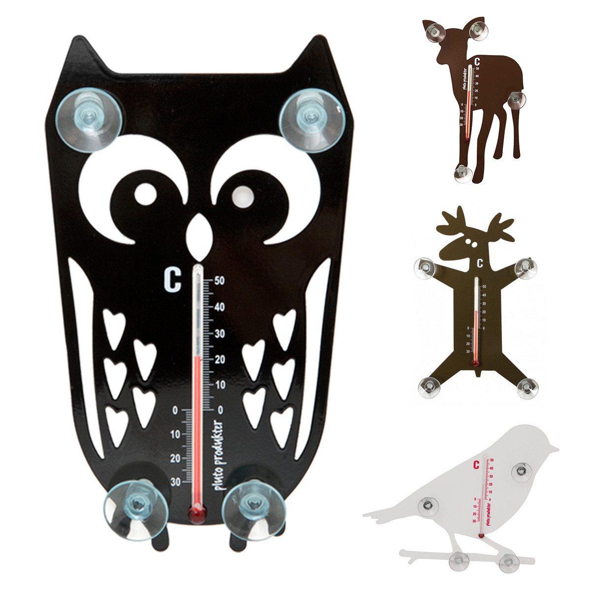 Termometer formet som et dyr