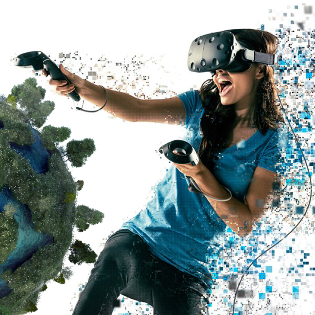 Virtual reality oplevelse for 1 person - Odense S