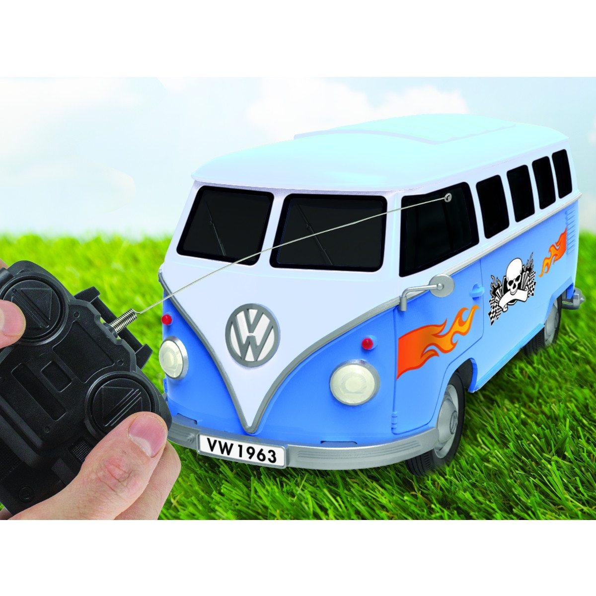 VW Folkevognsrugbrød - fjernstyret bil