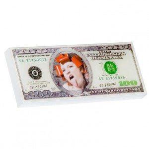 100 dollar-billedramme