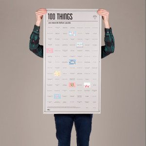 100 things you must do before you die