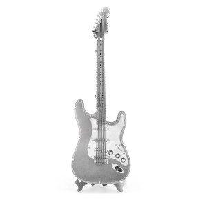 3D byg-selv-guitar