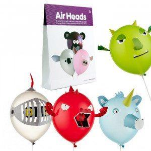 Air Heads-festballoner