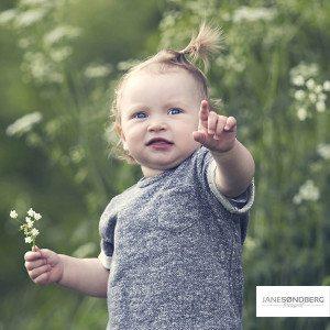 Baby Photoshoot (3-12 mdr.) i studio - Århus