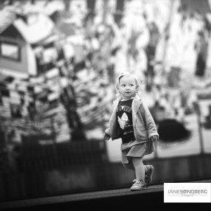 Barn/teen Photoshoot i det fri - Århus