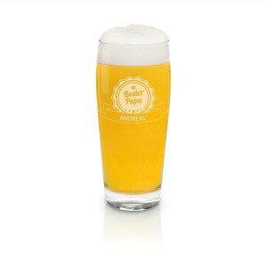 Bierglas Helles-Glas 0,5l - Siegel