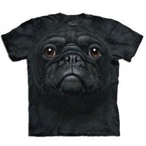 Big Face T-shirt - sort mops