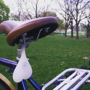 Bike Balls - sjov cykellygte