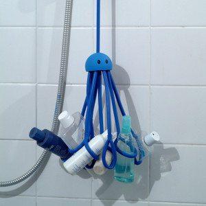 Blæksprutte-sæbeholder til badet