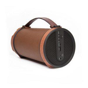 Boomtube - Bluetooth Lautsprecher mit UKW-Radio
