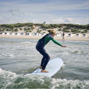 Bodyboard udlejning for 1 person - Løkken