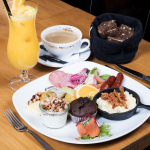 Brunch for 2 personer - Haderslev