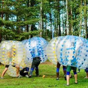 Bumperball for 8-20 personer - Holstebro