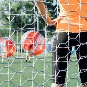 Bumperball for 8-20 personer - Taastrup