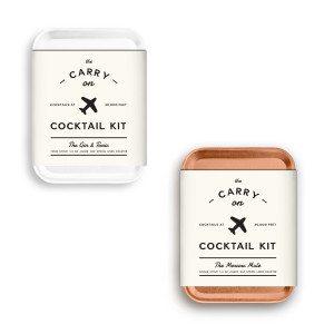 Cocktail to go – Reiseset - Dosen
