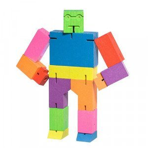 Cubebot - robotpuslespil
