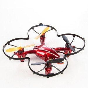 Dron Droid – Flugdrohne - Vorderansicht