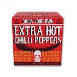 Dyrk dine egne chilier