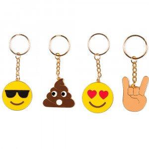 Emoji-nøglering