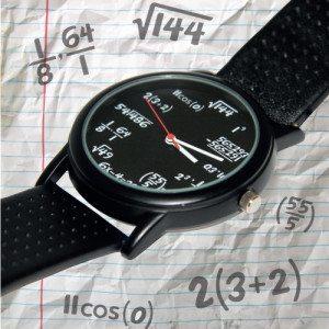 Equation Watch - ur med matematiske formler