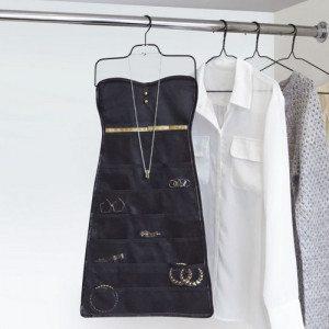 Fancy Black Dress til smykker