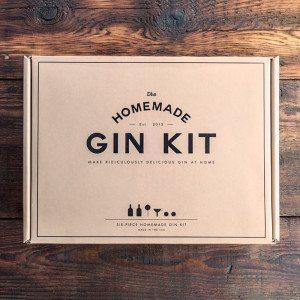 Gin selber machen – stilvolles DIY-Set - Verpackung