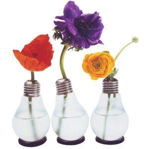 Glødepære - vase