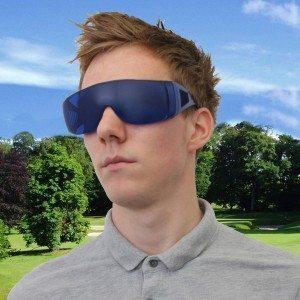 Golfbold-brille