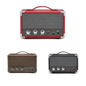 GPO Westwood Mini-Bluetooth-Lautsprecher Schwarz