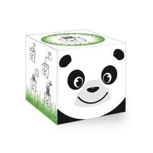 GrassCube - panda